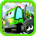 Trash Collector Truck Driver icon