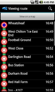 UK Bus Times - screenshot thumbnail