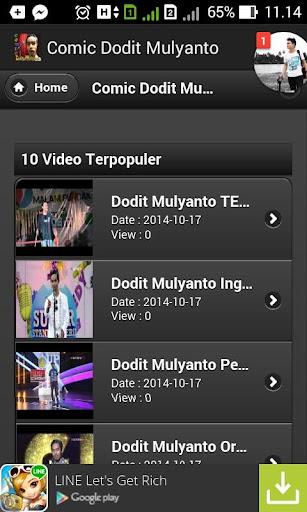 【免費娛樂App】Comic dodit mulyanto-APP點子