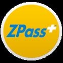 ZPass+ logo