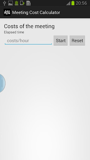 【免費商業App】Meeting Cost Calculator-APP點子