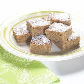 Zucchini Snackin' Cake