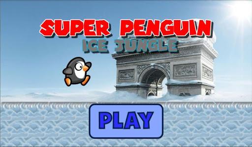 Super Penguin Ice Jungle