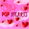 Hearts Popping Free icon