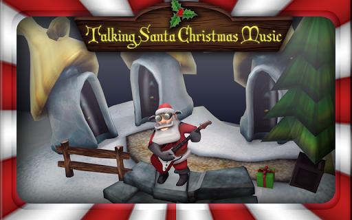 会说话的圣诞老人圣诞音乐
