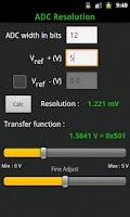 Screenshot of Micro Calc (beta)