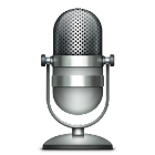 Notas de voz(Voice Recorder) icon
