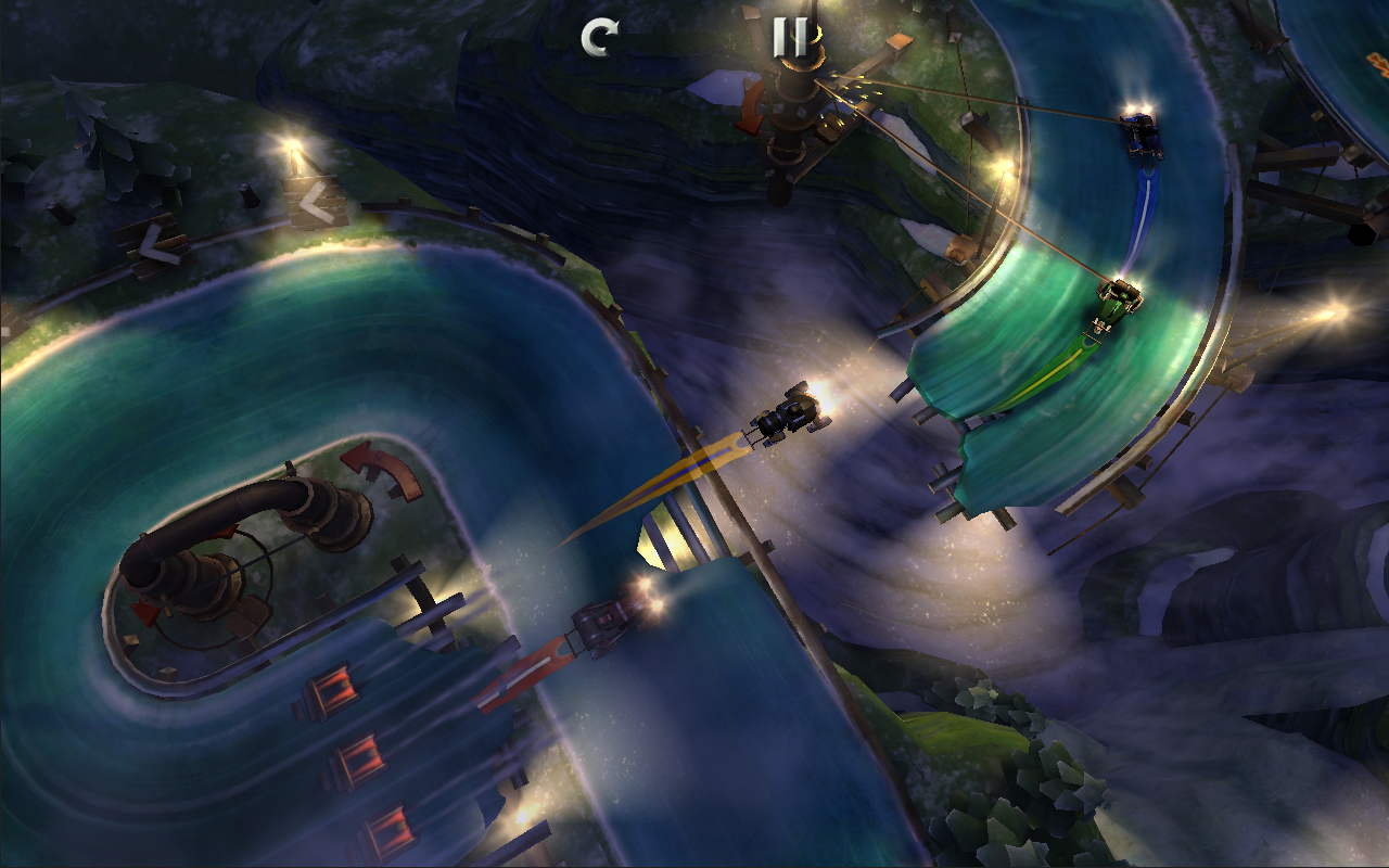 Slingshot Racing - screenshot