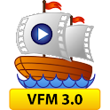 Virtual Film Maker 3.0 logo