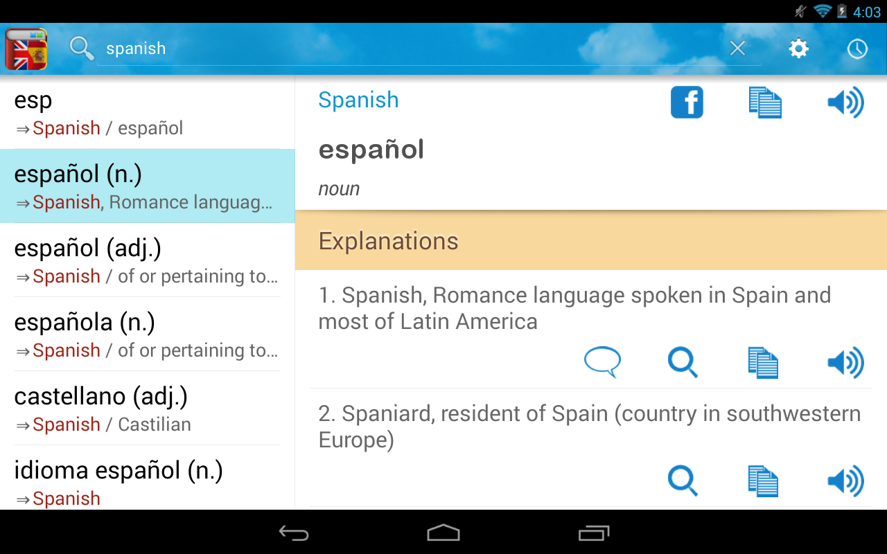 Best Spanish English Dictionary For Travel