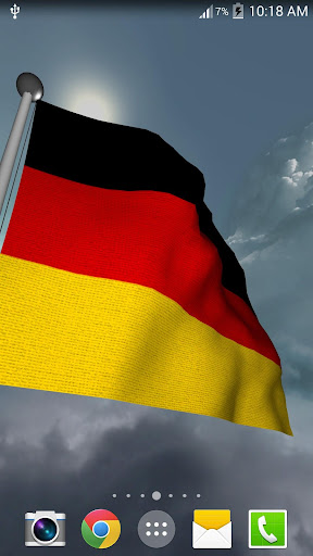 Germany Flag + LWP