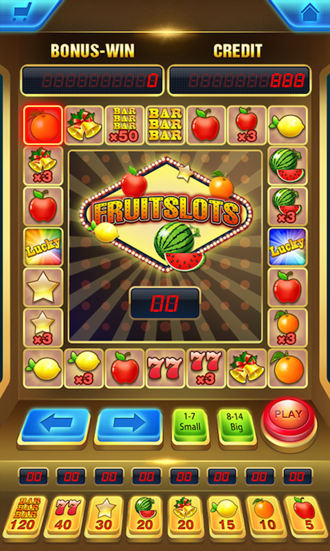 Golden Fruits™ Slot Machine Game to Play Free in Lionlines Online Casinos