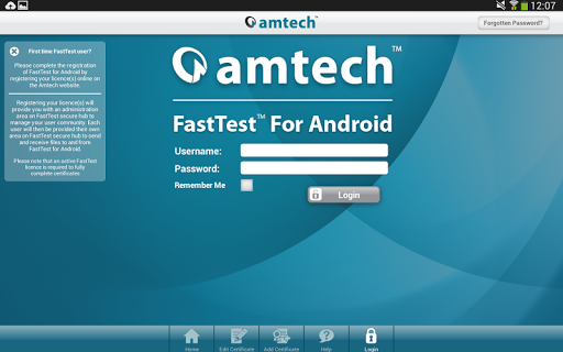 FastTest for Android