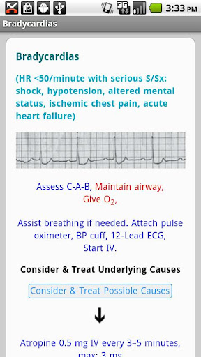 critical care acls guide apps on google play rh play google com emergency & critical care pocket guide acls version 7th edition critical care acls guide app
