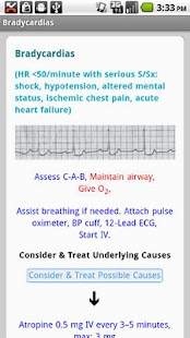 Critical Care ACLS Guide - screenshot thumbnail