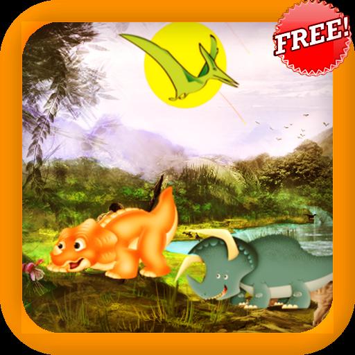 Dinosaurs LOGO-APP點子