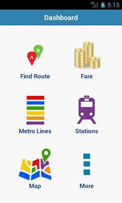 Dubai Metro - screenshot