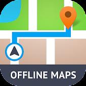 Offline maps & Navigation