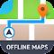 Offline maps & Navigation 1.1.19 Apk
