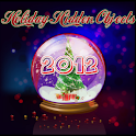 2012 Holiday Hidden Objects icon