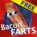 Bacon Farts Free – Fart Sounds logo