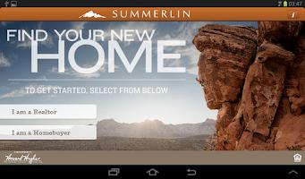 Screenshot of Summerlin