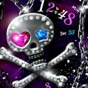 Diamond Skull LWP icon
