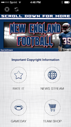 New England Football STREAM+