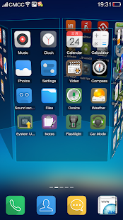 Jelly 3D Launcher- screenshot thumbnail