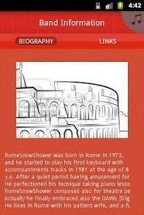 RomeSnowShower - screenshot thumbnail