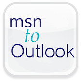 Msn to Outlook