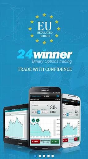 24winner Trade Binary Options