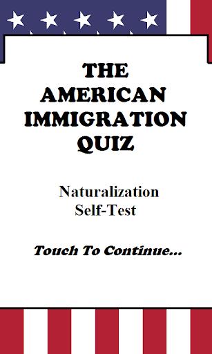 美國公民考測試練習題 2015 - 免費