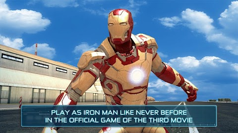 Iron Man 3 - The Official Game Screenshot 11