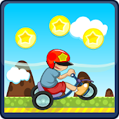 Tricycle Racing Hill For Kids