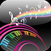 Notes' Rainbow