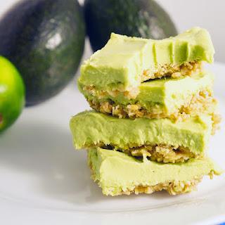 Vegan Key Lime Bars