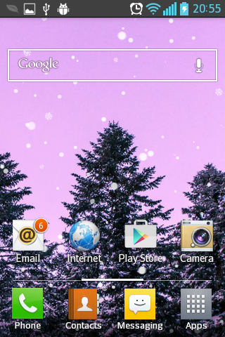 Snow Live Wallpapers