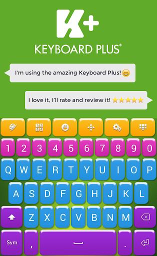 键盘加色高清
