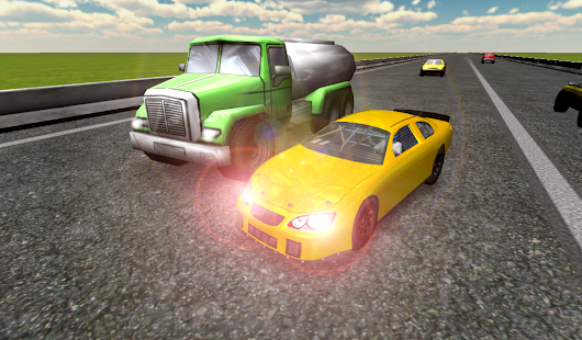 Traffic Freeway Racer 3D