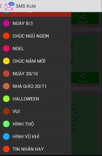 SMS Kute 2015