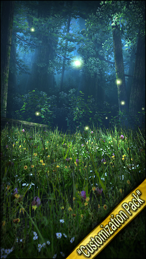 Forest HD - screenshot