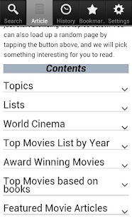 Movies Encyclopedia