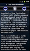 Screenshot of Islamic Story