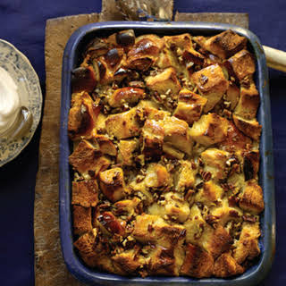 Bourbon Bread Pudding.