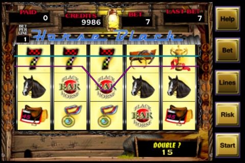Black Horse Casino Slots FREE- screenshot