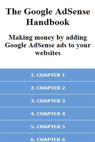 Unlimited Adsense Income
