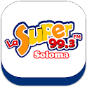La Súper Soloma 99.3 FM icon