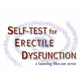 Erectile Dysfunction Self-Test