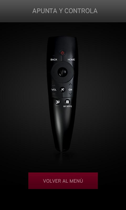LG Cinema 3D Smart TV - screenshot